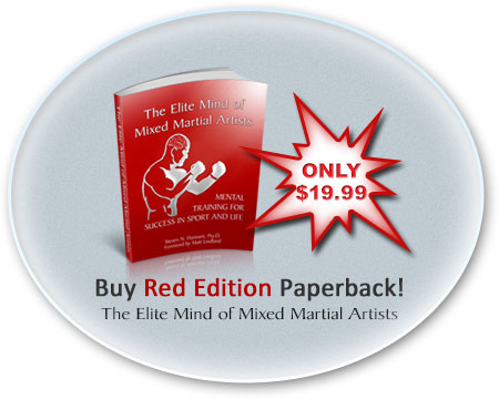 Buy The Elite Mind of Mixed Martial Artists Paperback